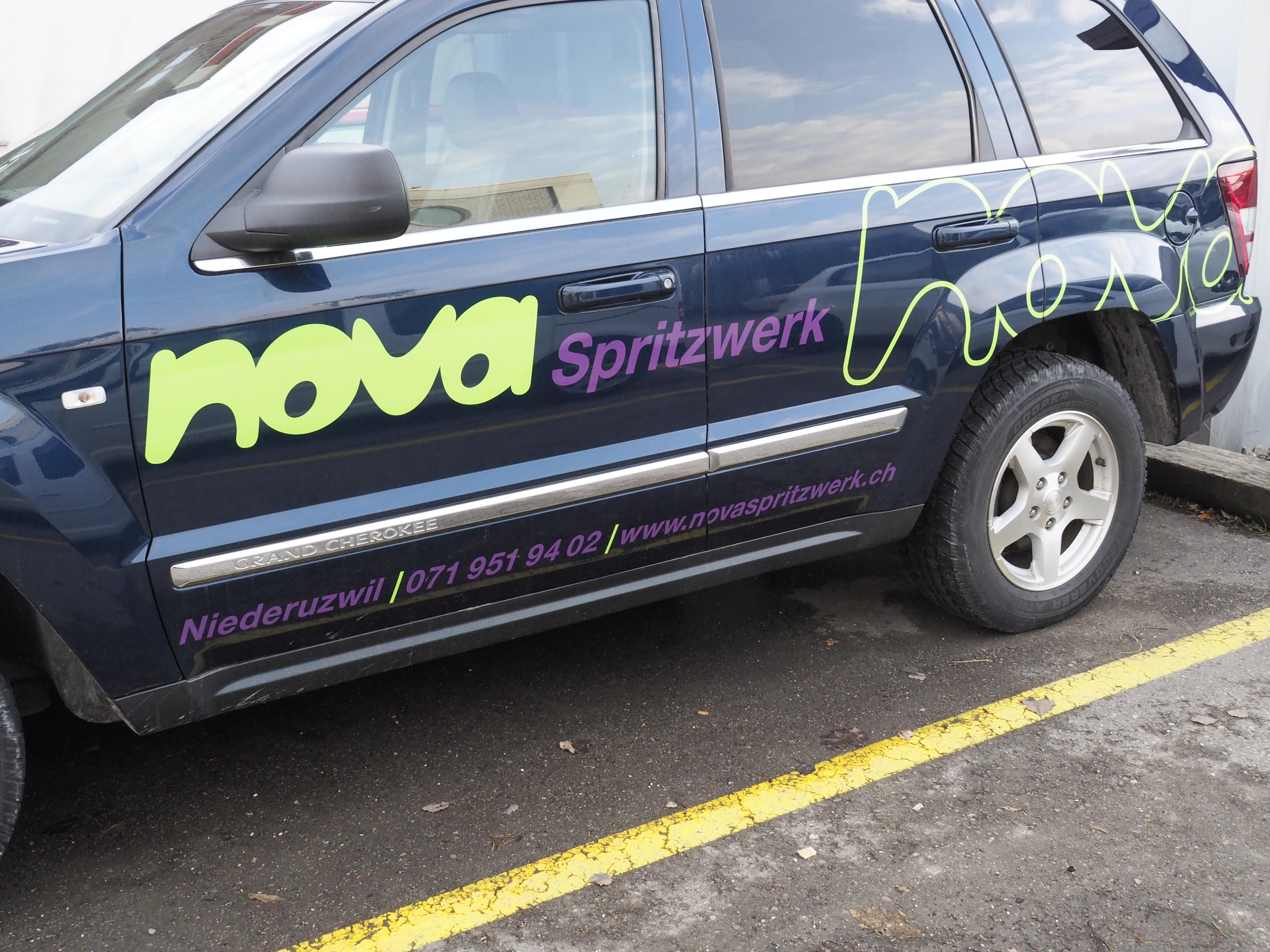 Nova Spritzwerk, Hummelweg 13, 9244 Niederuzwil